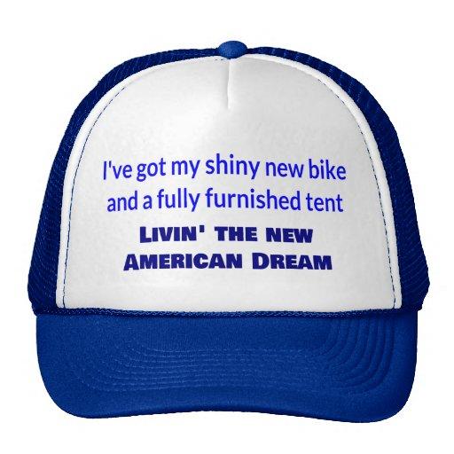 Gorra del sueño americano