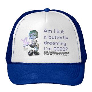 Gorra del sueño de la mariposa 0090™