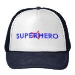 Gorra del super héroe