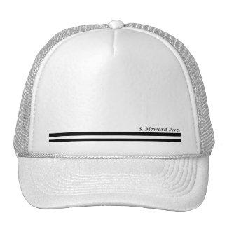 Gorra del sur de la avenida de Howard