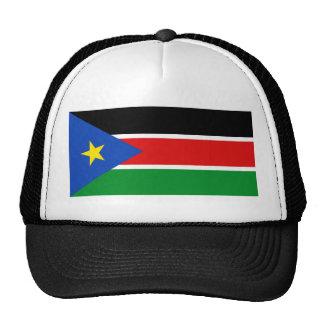 Gorra del sur de la bandera de Sudán