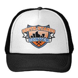 Gorra del sur del camionero de Denver de los sopor