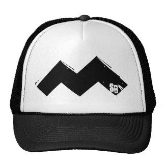 Gorra del sur del pico de montaña de la mota