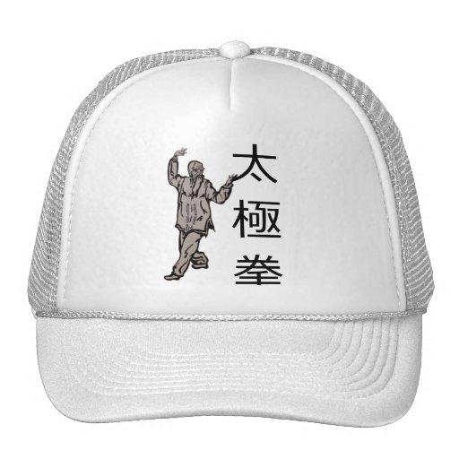 Gorra del Tai Ji Chuan