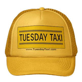 Gorra del taxi de martes
