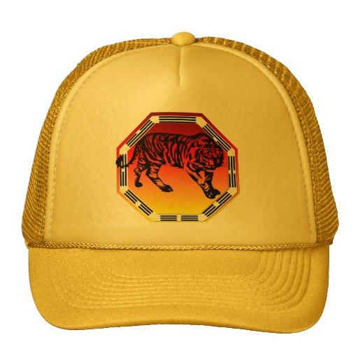 Gorra del tigre de Kung Fu