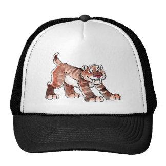 Gorra del tigre de Sabretooth