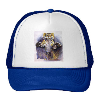 Gorra del tigre del tigre