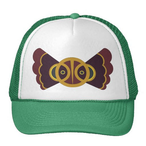 Gorra del tótem del búho