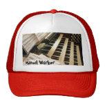 Gorra del trabajador manual
