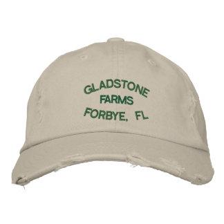 Gorra del trabajo del conde gorra de beisbol