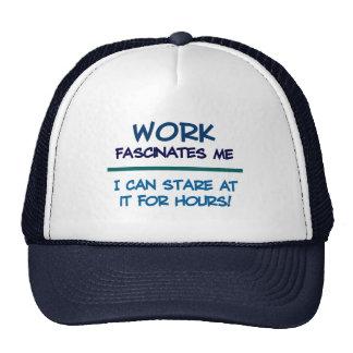 Gorra del trabajo - elija el color