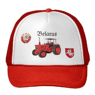 Gorra del tractor de Bielorrusia