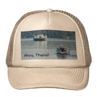 Gorra del transbordador