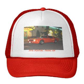 Gorra del transporte
