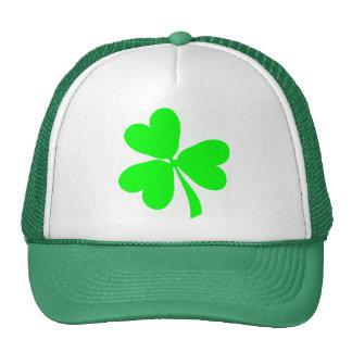 gorra del trébol
