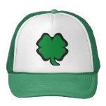 Gorra del trébol de cuatro hojas