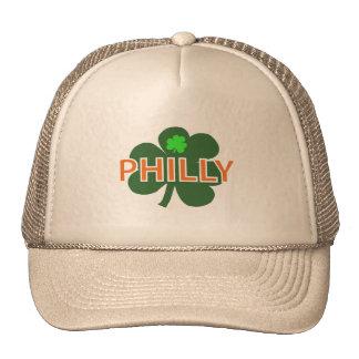Gorra del trébol de Philly