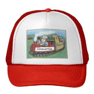 ¡Gorra del tren del circo, personalizado para un a