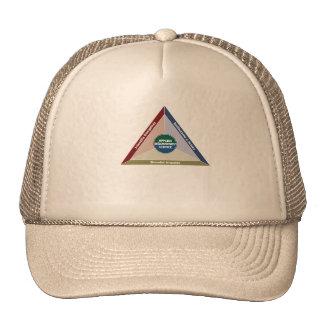 Gorra del triángulo del ABS