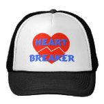 Gorra del triturador del corazón