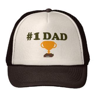 Gorra del trofeo del papá #1