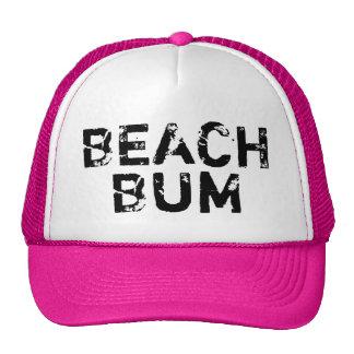 Gorra del trucket del vago de la playa del vintage