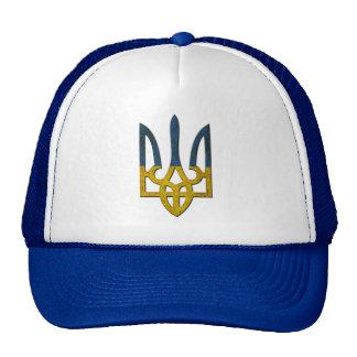 Gorra del ucraniano de Tryzub