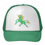 Gorra del unicornio del día de St Patrick