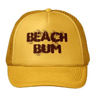 gorra del vago de la playa