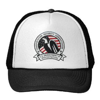 Gorra del vejamen de TSA