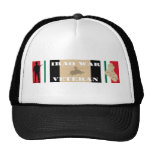 Gorra del veterano de guerra de Iraq
