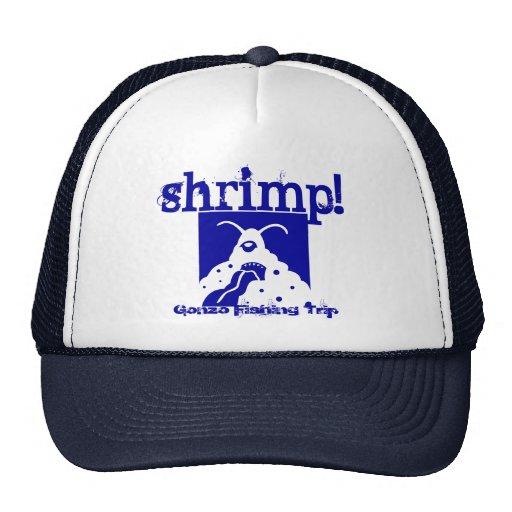 Gorra del viaje de pesca de Gonzo
