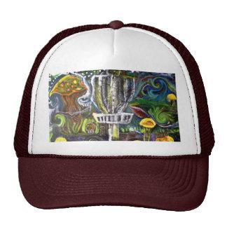 gorra del viaje del golf del disco. estudios del a