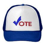 Gorra del voto