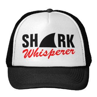 Gorra del whisperer del tiburón