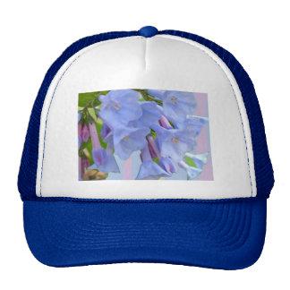Gorra del Wildflower de los Bluebells de Virginia