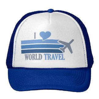 Gorra del World Travel