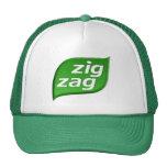 Gorra del zigzag