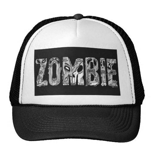 Gorra del zombi