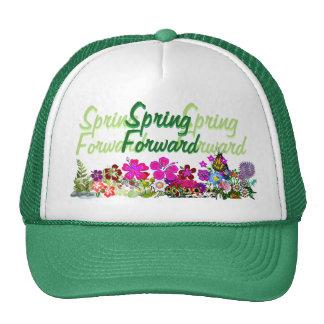 ¡Gorra delantero del camionero de la primavera! Gorras De Camionero