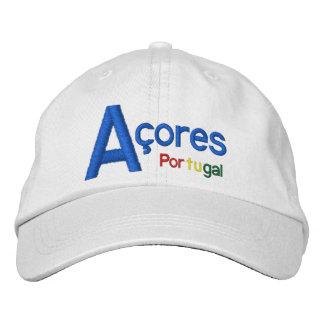 Gorra destacado de Açores* Portugal Gorra De Beisbol