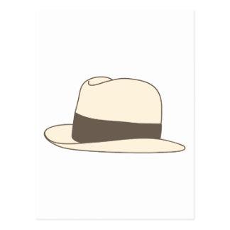 gorra diseñado retro del inconformista del sombrer tarjeta postal