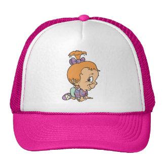 Gorra disimulado oficial de Ana del gatito del chi