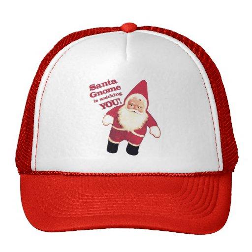 Gorra divertido de Santa del vintage del navidad