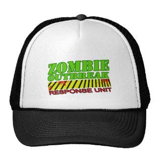 gorra DIVERTIDO del ZOMBI de los zombis de los und