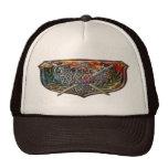 Gorra doble del escudo de armas de Eagle