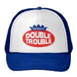 Gorra doble del problema
