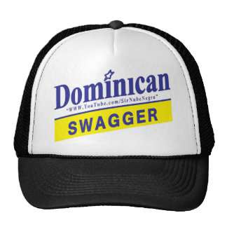 gorra dominicano de la fanfarronería