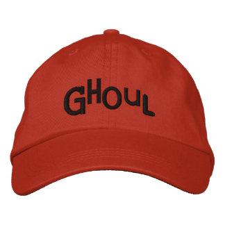 Gorra ecléctico del bordado de Halloween del estil Gorra De Béisbol